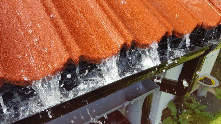 Rainwater Harvesting with Decra®
