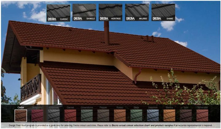Helping You Choose The Perfect Decra Roof