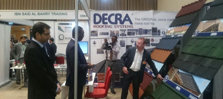 Decra® Roofing wows Rwanda
