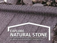 Decra® Natural Stone Coating