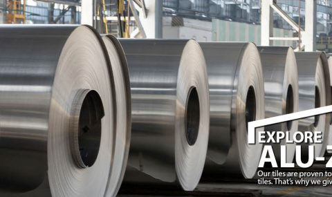 Alu-Zinc – The reason for our 50 year warranty