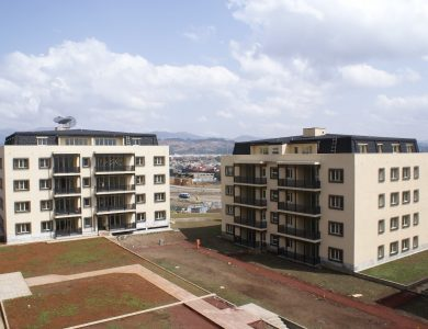 Genuine Decra® for high rise and commercial towers
