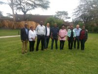 AHI Regional Director and Marketing Manager for Africa visit Kenya