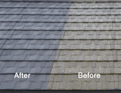 Cleaning your Decra® Roof